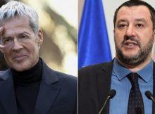 Salvini ancora contro Baglioni